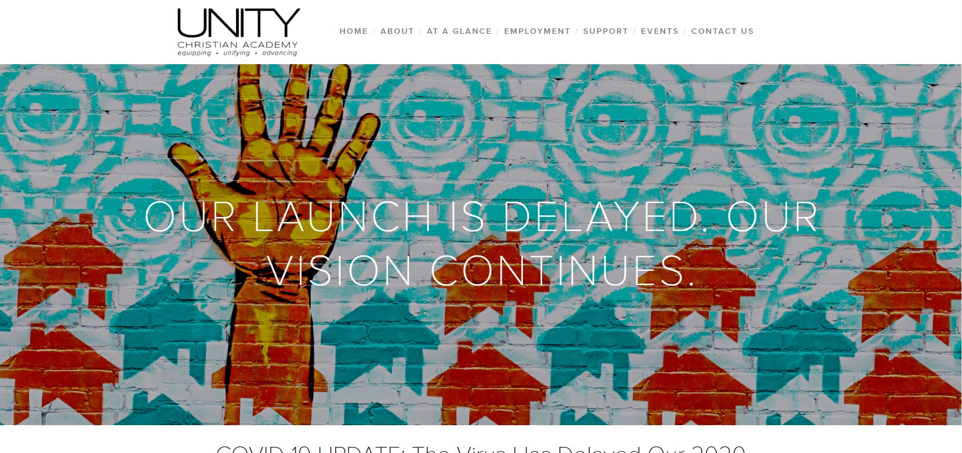 Unity Christian Academy Portfolio Picture #3